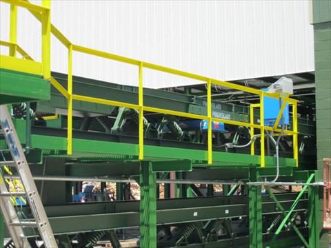 CHIPPER INFEED CONVEYOR