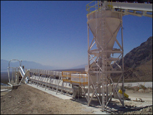 Lime Dryer for Recovery from Tailings